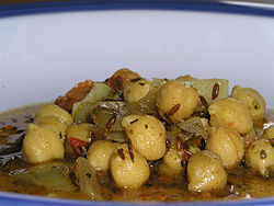 Kichererbsen in der Ayurvedaküche - mit Rezepten