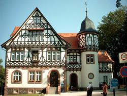 Postamt Bad Liebenstein